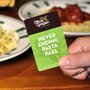 Man Uses Olive Garden Pasta Pass to Feed 125 Homeless People