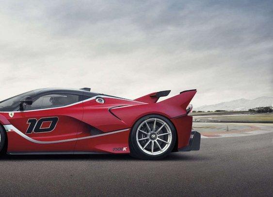 Ferrari FXX-K - TrendsHQ