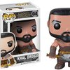 Game of Thrones Khal Drogo Funko POP! Vinyl Figure - Whimsical & Unique Gift Ideas for the Coolest Gift Givers