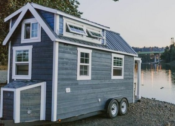 Tiny Heirloom offers a luxurious small living experience