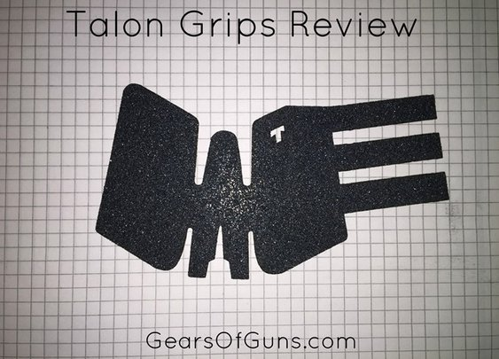 Talon Grips for Glock 21 Review - Gears of Guns
