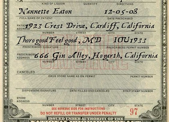 Repeal Day Mix Tape