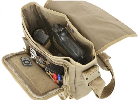 First Look: Maxpedition Narrow Look Bag - Loaded Pocketz