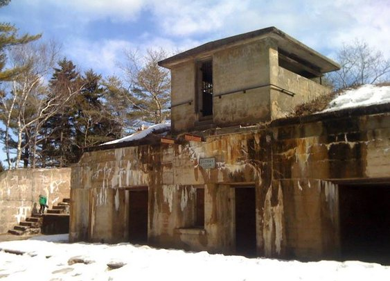 'The strangest abandoned place' in Maine is unlike the ones in other states | #Maine