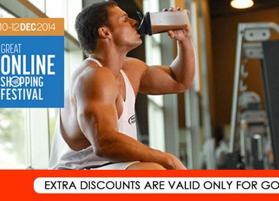 Fitness Protein | HealthGenie.in