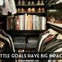 """Do we need """"little"""" goals?"""