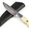 Apache Gaan Damascus Knife - Men's Gear