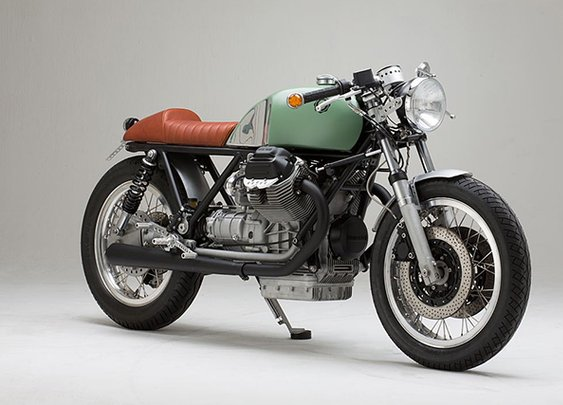 Moto Guzzi Le Mans by Kaffeemaschine - Men's Gear