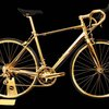 Goldgenie Unveils 24-Karat Gold Bicycle