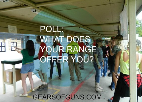 Poll: What does your range offer you? - Gears of Guns | Gears of Guns | Gears of Guns