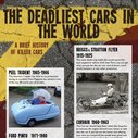 The Deadliest Cars in the World [INFOGRAPHIC]