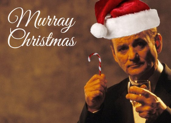 May your day be Murray and bright