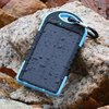 Lufei Solstar Solar Panel Charger 5000mah Rain-resistant and Dirt/shockproof
