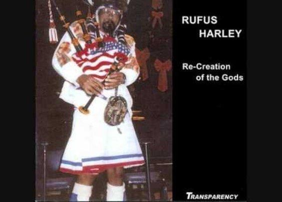 Rufus Harley: Crack (1972)