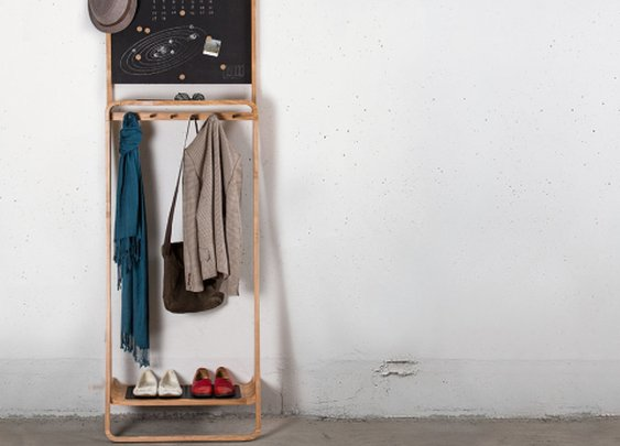 The Leaning Loop - Multi-purpose upright organizer