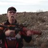 'Auld Lang Syne' Played by Firing a Rife at a Series of Musical Targets
