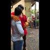 Gaston Push-Up Contest - YouTube