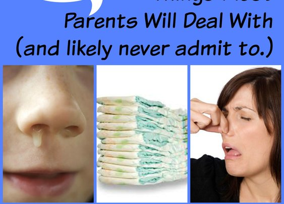 10 Awful Things Most Parents Will Deal With (And Likely Never Admit To!) | Chasing Supermom