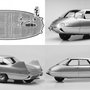 Pininfarina's aerodynamic 1960 X Concept was 50 years ahead of its time