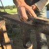 "Japanese technique of preserving/antiquing wood ""Shou-sugi-ban Yakisugi 焼き杉"" - YouTube"