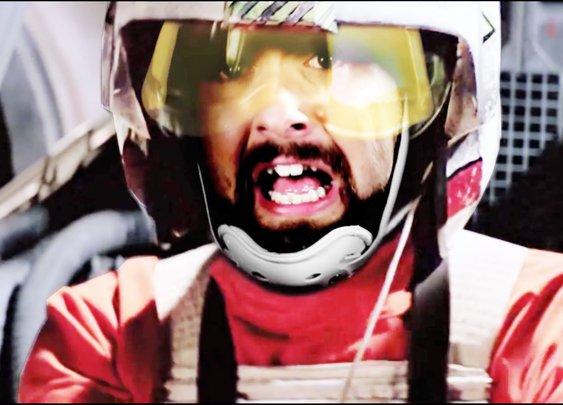 "DUM - ""Come Away"" (Original Music Video) Star Wars Parody"