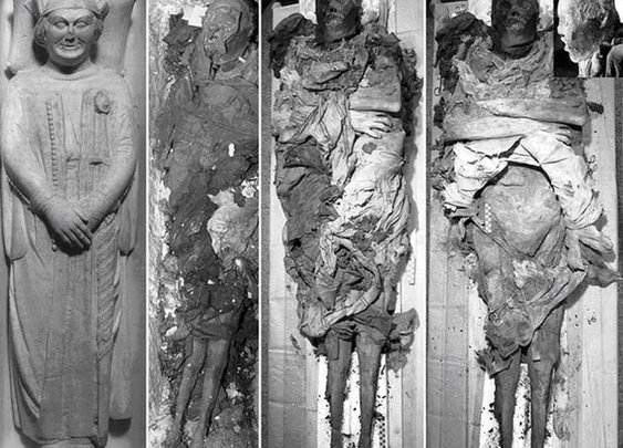 Modern forensics solves 700-year-old murder mystery