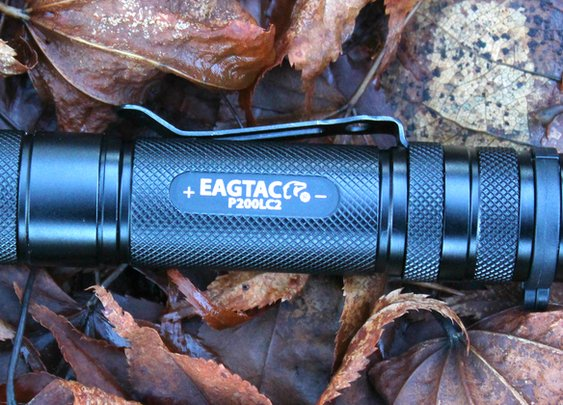 Eagletac P200LC2 Review - 1123 lumens in the palm of your hand — lumensandgear.com