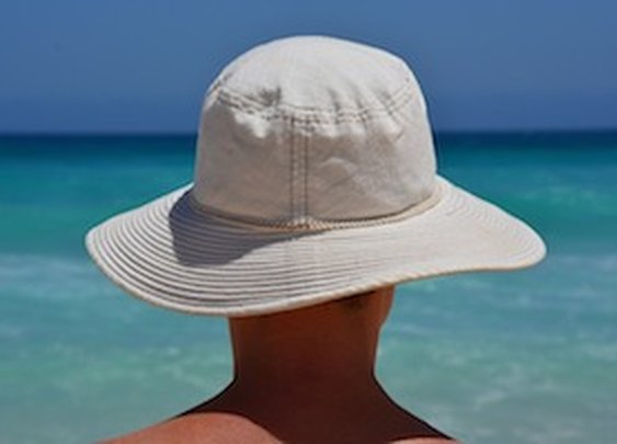 Summer beach hats for men, floppy or fab? - Details Make The Man