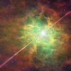 Epic cosmic radio burst finally seen in real time - space - 19 January 2015 - New Scientist