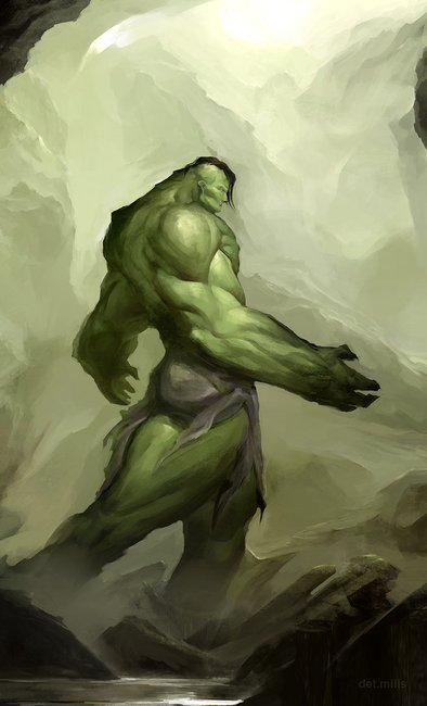 Mighty Hulk!