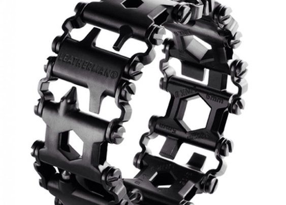 Shot Show 2015: Leatherman Tread - Loaded Pocketz