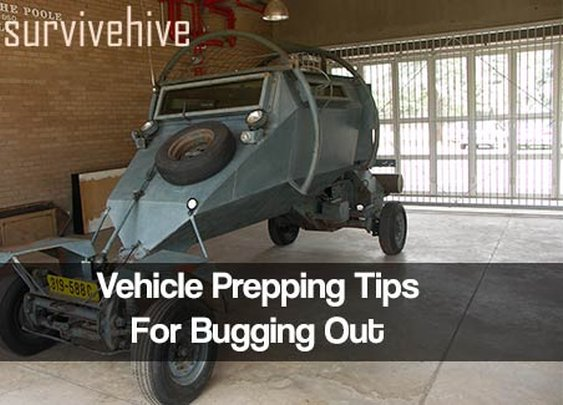 Vehicle Prepping Tips for Bugging Out - Survivehive