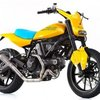 Deus Ex Machina revealed at Motor Bike Expo 2015 show in Verona the first Deus built on a Ducati Scrambler.