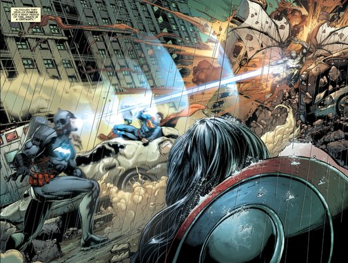 Batman Gets Superpowers In Justice League #38