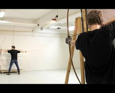 Lars Andersen: a new level of archery - YouTube