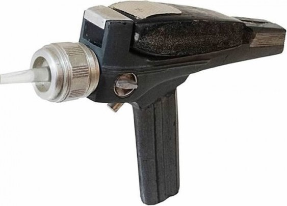Buy the original, 47-year-old Star Trek phaser for $60k - SlashGear