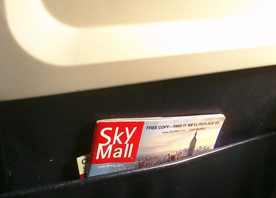 SkyMall Files for Bankruptcy - WSJ