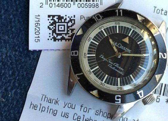 The $35,000 Thrift Store Watch - Best Watches 2015 - Esquire