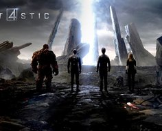 Fantastic Four | Official Trailer #1 HD