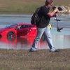 These Guys Drove a 2,000-Horsepower Lamborghini Into a Lake - Popular Mechanics