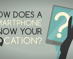 How does your smartphone know your location? YouTube