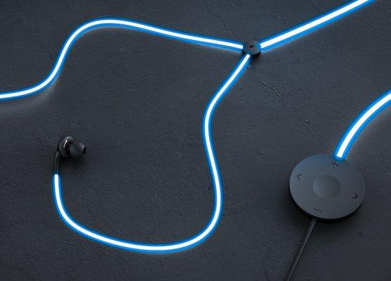 Glow Headphones | The Coolector