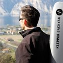 Modular Backyak is a sled, kayak, sailboat and backpack in one