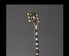 Iconic Les Paul 'Black Beauty' Guitar to Hit Auction Block