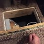 $14 Secret Crawlspace Access Door