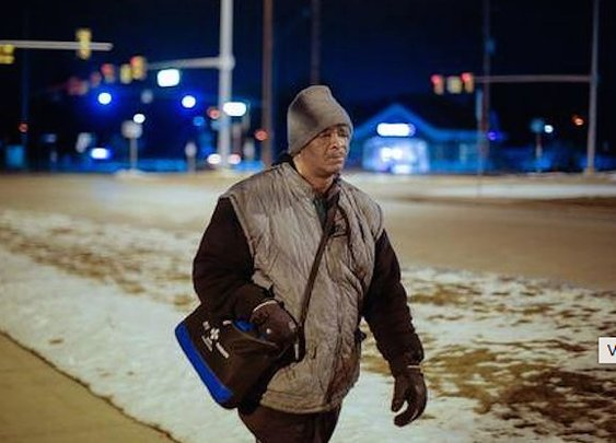 After Story Of Man Who Walks 21 Miles A Day To Work Goes Viral, Strangers Raise Thousands - BuzzFeed News