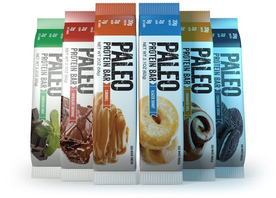 Paleo Protein Bars ™ - Julian Bakery