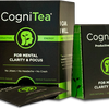 Energizing tea for mental clarity and focus