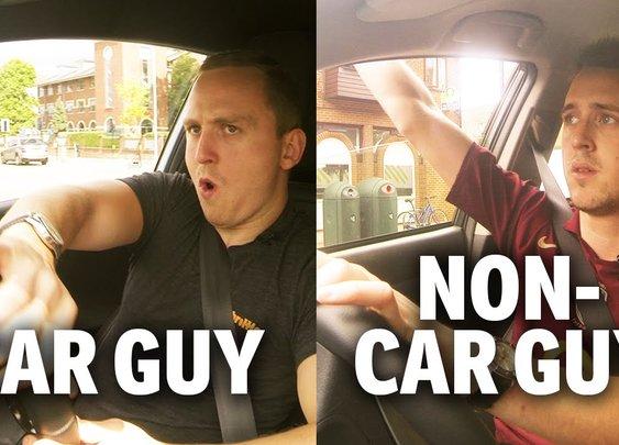 Car Guys VS Non-Car Guys