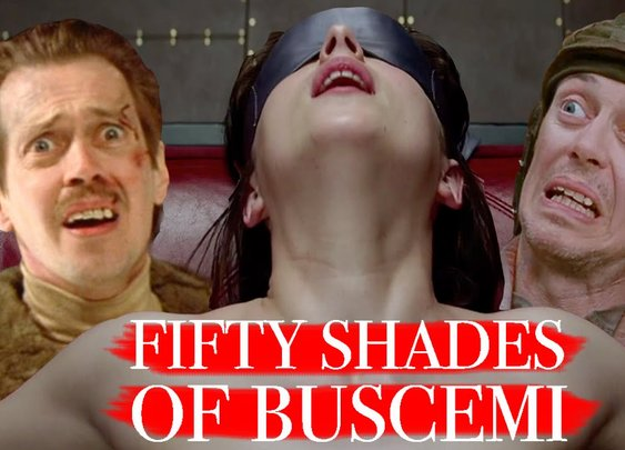 50 Shades of Buscemi (Trailer Recut) - YouTube